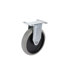 Light Duty TPE Rigid Plate Caster Wheel